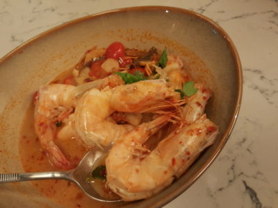 Blue Jasmine At Park Hotel Farrer Park Offering A Slice Of Thai To Little India - Tom Yum Soup (Red)