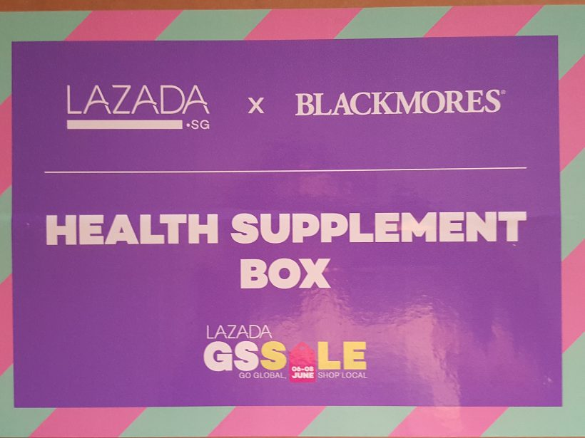 Up to 90% Off At Lazada GSS Sales x Blackmores Health Supplement GSS Surprise Box Campaign - Lazada x Blackmores Health Supplement GSS Surprise Box