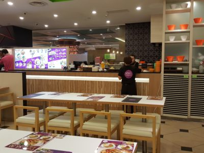 Bowl Thai, Brand New Concept Now At Chinatown Point - Bowl Thai Interior