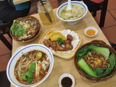 Lou You 老友, Re-branded With New Dishes From Various Part Of Malaysia At Bedok Mall - Feast