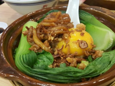 Lou You 老友, Re-branded With New Dishes From Various Part Of Malaysia At Bedok Mall - Mixing the Claypot Mee Tai Mak