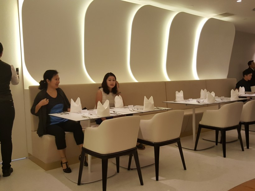 Frunatic, Taking Eating Clean To The Next Level By Offering Therapeutic Eating At Palais Renaissance - Dinning Area