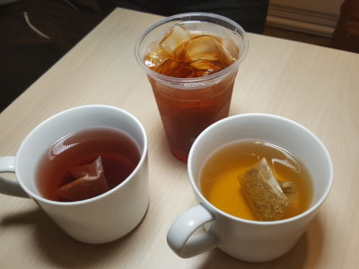 Seoul Good Desserts & Coffee At Punggol Containers Park -Korean Beauty Tea ($3.50) & Homemade Lemon Tea ($3.90)