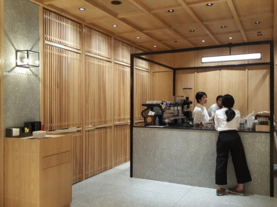 OUE Downtown Gallery Eating Guide On Restaurants And Cafe - Omotesando Koffee