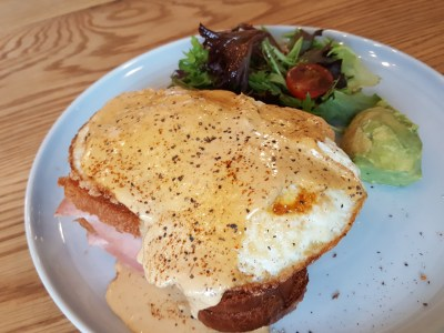 Craftsmen Specialty Coffee @ The Central, Their Forth Outlet - 3 Tier Brioche ($16)