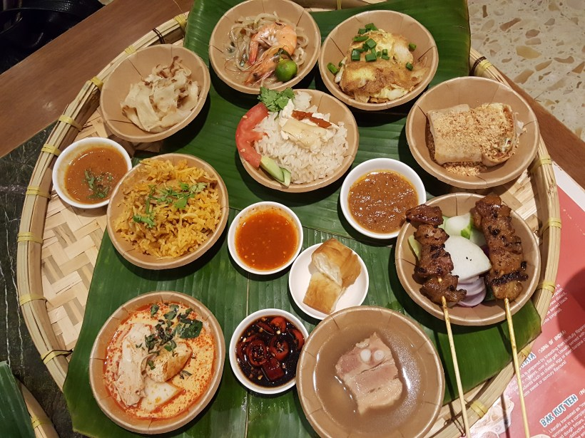 Good Old Taste Heritage Set Meal By Rasapura Masters @ The Shoppes At Marina Bay Sands - Good Old Taste Heritage Set Meal