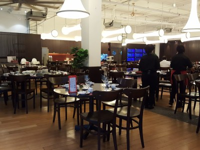 The Quayside Re-opened After Renovation, Looking Vibrant and Sleek - Red House Seafood
