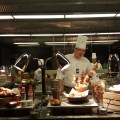 East Meets West Buffet At Makan @ Jen Of Hotel Jen Orchardgateway - Chef at Work