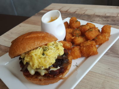Common Chefs Bistro At Jalan Legundi - Rich Man ($16) only available on weekends