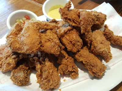 Chir Chir Fusion Chicken Factory At Jem - Crispy Fried Chicken ($26.90)