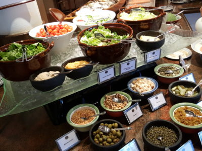 Asian Market Cafe @ Fairmont Singapore, Delicious Buffet Lunch Spread - Salad