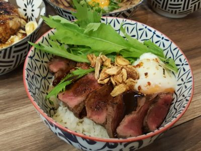 Flaming Don At Bugis Offering Value-For-Money Rice Bowls - Australian Wagyu Don ($19.90)