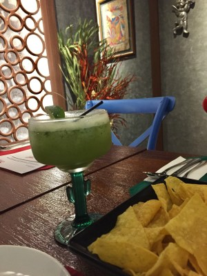 COMIDA MEXICANA Tantalises With Authentic Mexican Flavours At East Coast Road - cucumber-mint margaritas ($18++)