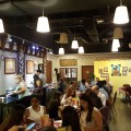 Annalakshmi Restaurant, Dine With A Cause For Charity At Central Square - Interior view from the entrance
