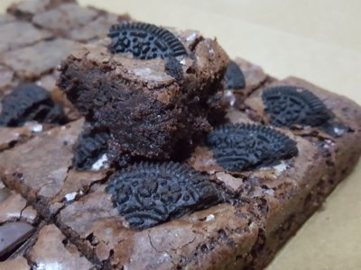 Lucia Cakes Brownies, 4 Flavours Or Mixed Box - Oreo Brownies