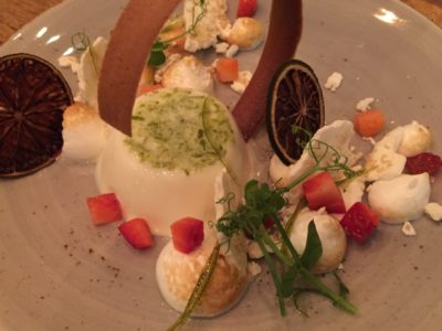The Evolution OF FYR: Revamped, Reloade And Still Smoking Hot At Boon Tat Street - Lime Panna Cotta