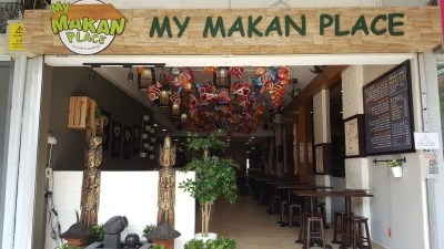 My Makan Place At Tanjong Katong Road Offering Delicious Indonesian Selection With Passion - Facade
