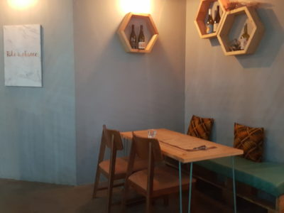 Montana Singapore New Menu For 2017 At PoMo, Getting Better And Better - Interior, another corner