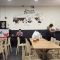Caffe Zeppin At Midview City With An Array Of Offering - Interior