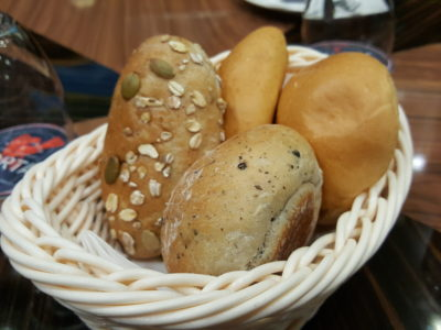 Porta Fine Food & Import Company At Park Hotel Clarke Quay, New Brunch Menu - Complimentary Bread