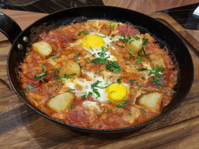 Porta Fine Food & Import Company At Park Hotel Clarke Quay, New Brunch Menu - Spanish Breakfast (S$14++)