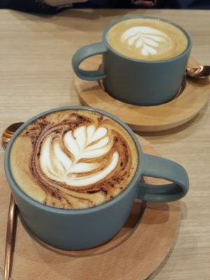 Kohi-Ya At Hillview Community Centre With A Japanese Vibes - Coffee