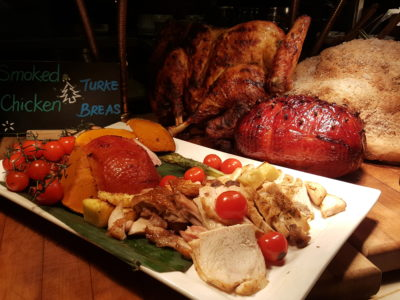 One Farrer Hotel & Spa Christmas Feasting 2017 At Escape Restaurant & Lounge - Roast