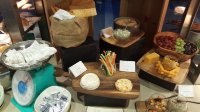One Farrer Hotel & Spa Christmas Feasting 2017 At Escape Restaurant & Lounge - Cheese Selection
