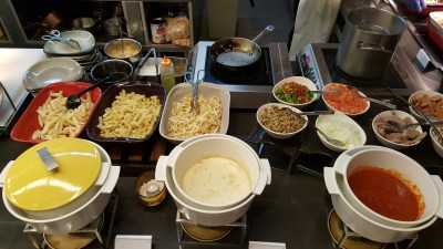 One Farrer Hotel & Spa Christmas Feasting 2017 At Escape Restaurant & Lounge - Pasta