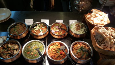 One Farrer Hotel & Spa Christmas Feasting 2017 At Escape Restaurant & Lounge - Indian Food