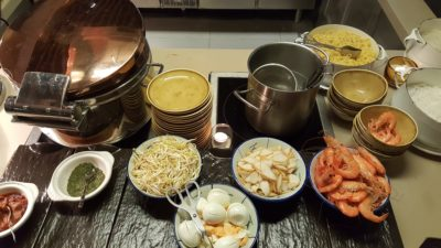 One Farrer Hotel & Spa Christmas Feasting 2017 At Escape Restaurant & Lounge - Laksa