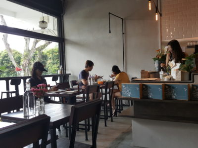 Thus Coffee, Cafe With Good Coffee & Food At Jalan Kuras - Interior