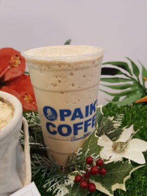 Paik's Coffee Korean Smoothies, Launched Three New Flavours Available At All Outlets - Mitsugaru Smoothie ($5)