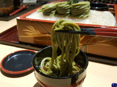 Misato , An Unpolished Gem Hidden At Centrepoint, Gastro+ - Dipping Cha Soba in homemade sauce