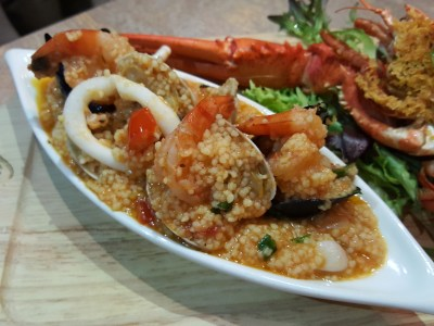 Fumee By Hanabos With Lots Of 1-For-1 Deals At Millenial Walk - Seafood Platter, Seafood Cous Cous