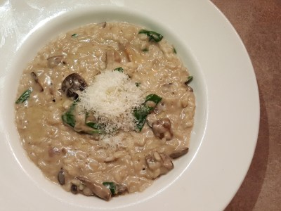 Fumee By Hanabos With Lots Of 1-For-1 Deals At Millenial Walk - Mushroom Risotto