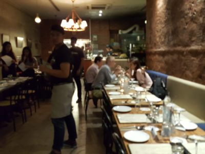 Urban Bites, Lebanese Restaurant New Chef Curated New Dishes With A Twist - Dining Area
