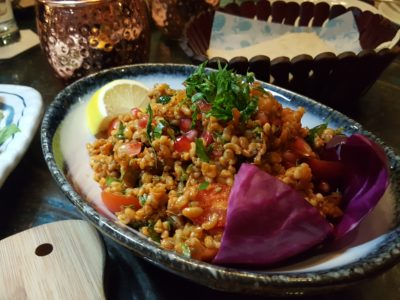 Urban Bites, Lebanese Restaurant New Chef Curated New Dishes With A Twist - Burghul Salad ($12)