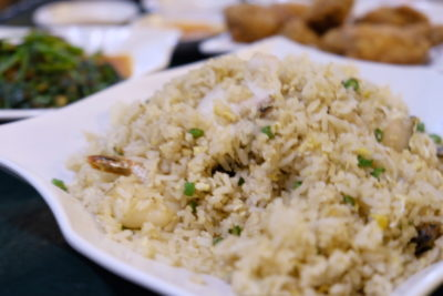 Hideout By District 20 At Jalan Peminpin - Fried Rice