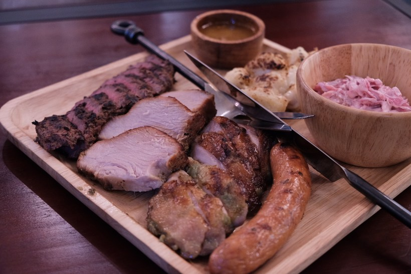 Meat Market Offering Quality Wood-Fire Grilled Meat At Heartland, Hougang 1 - Two to share, Carnivore ($29.90)