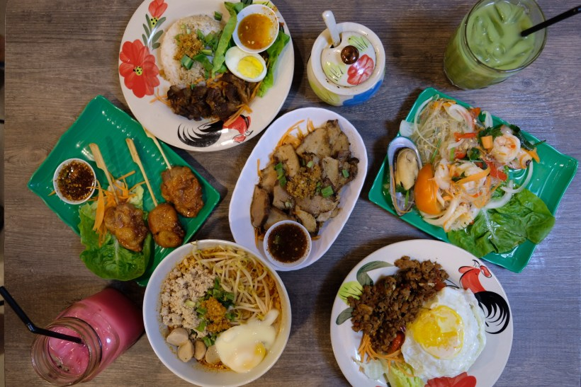 Victory Boat Noodle At Beauty World Centre Serving Authentic Thai Food - Feast