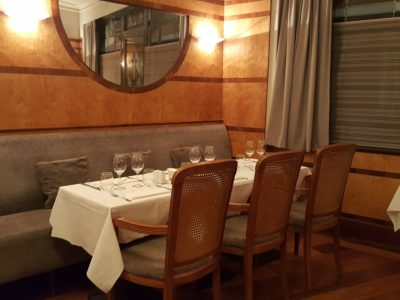 Le Court Debout In Lille, A Restaurant in Michelin Guide - Interior