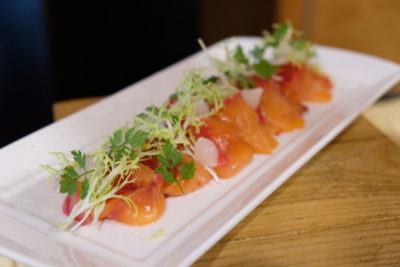 Amara Singapore Welcomes The Year Of Dog - Homemade Beetroot Salmon