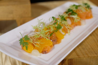 Amara Singapore Welcomes The Year Of Dog - Homemade Mandarin Orange Salmon