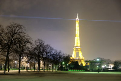 Paris Must Visit Attractions And Places Of Interests - Night View of Effiel Tower