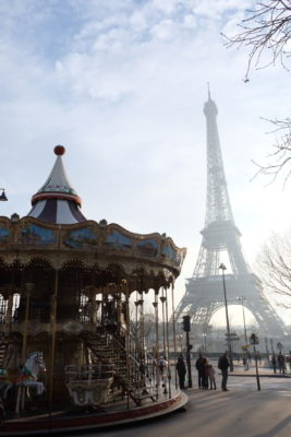 Paris Must Visit Attractions And Places Of Interests - More view of Eiffel Tower