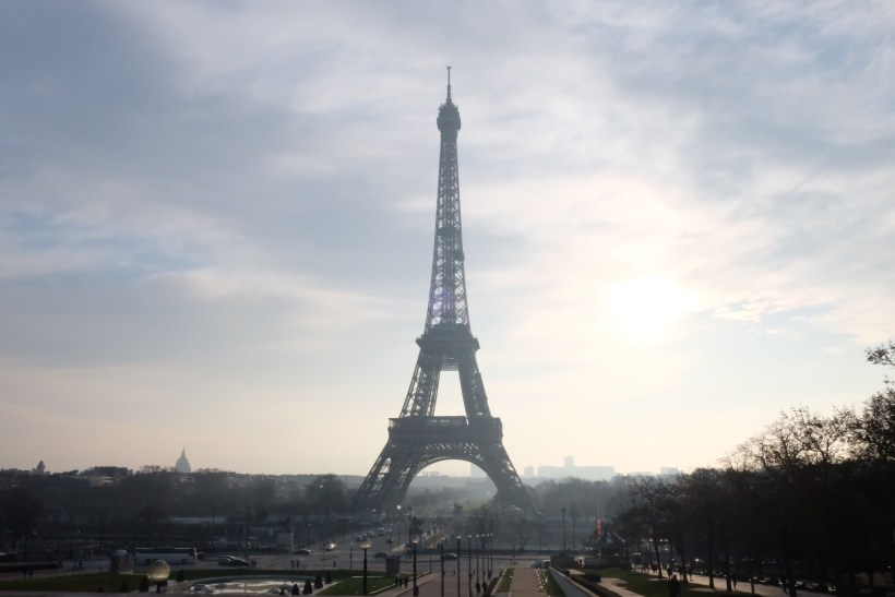 Paris Must Visit Attractions And Places Of Interests - Day View of Effiel Tower