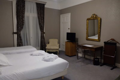 Grand Hotel Bellevue In Lille, A Victorian Interior Design Theme Hotel - Another view of Room 321