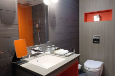 Pullman London St Pancras With Fabulous Rooms At A Perfect Location, King's Cross - Overview of Bathroom
