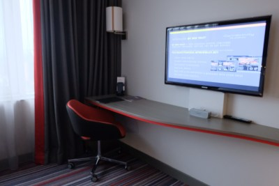 Pullman London St Pancras With Fabulous Rooms At A Perfect Location, King's Cross - Desk
